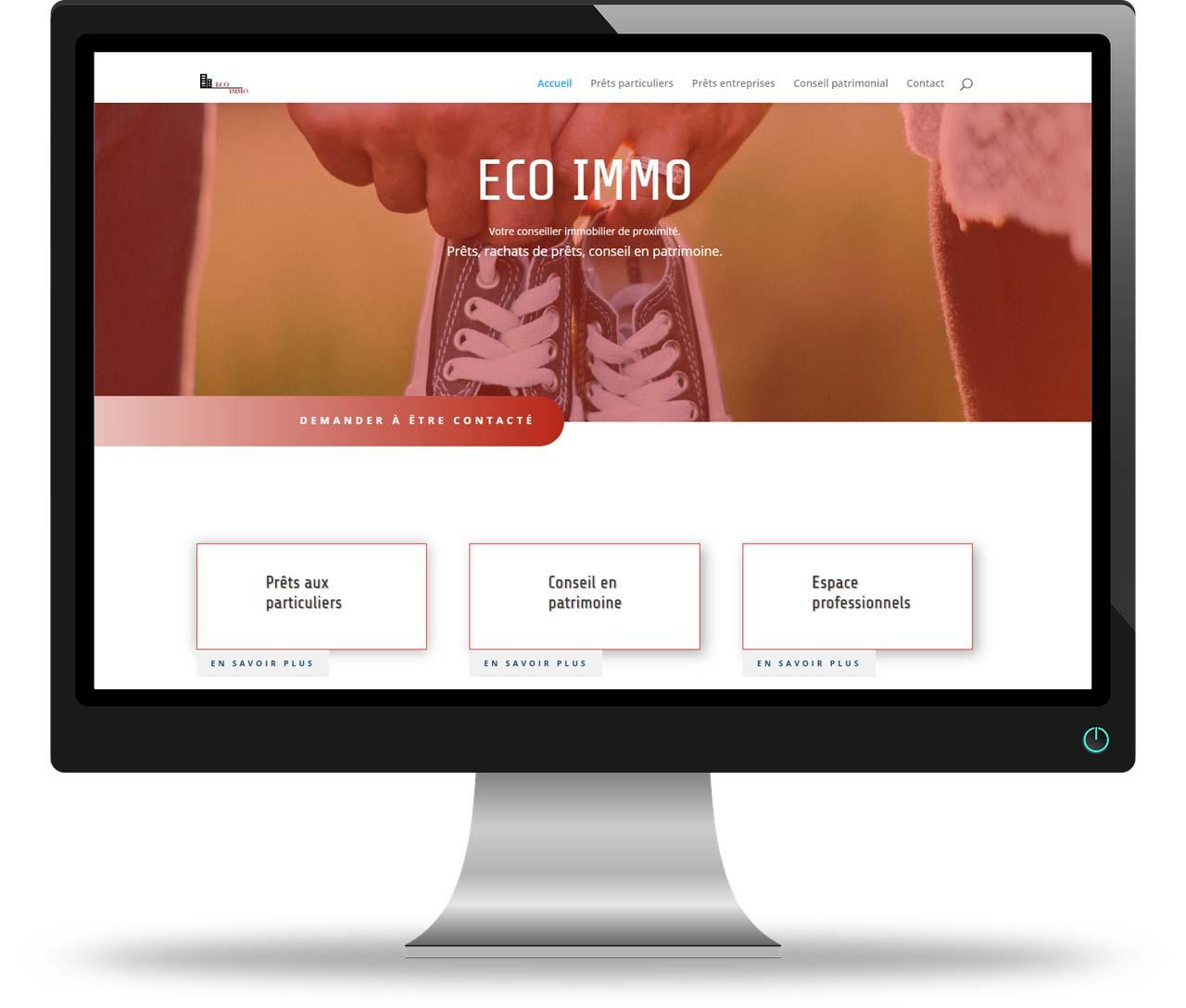 """écran du site https://www.discount-parc.fr, réalisation """"artisan-internet"""""""