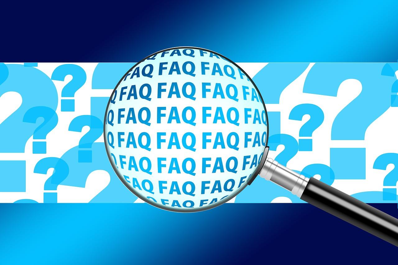 Question et réponse, Art-In, conseil et création sites web professionnels, Val de Marne (94)