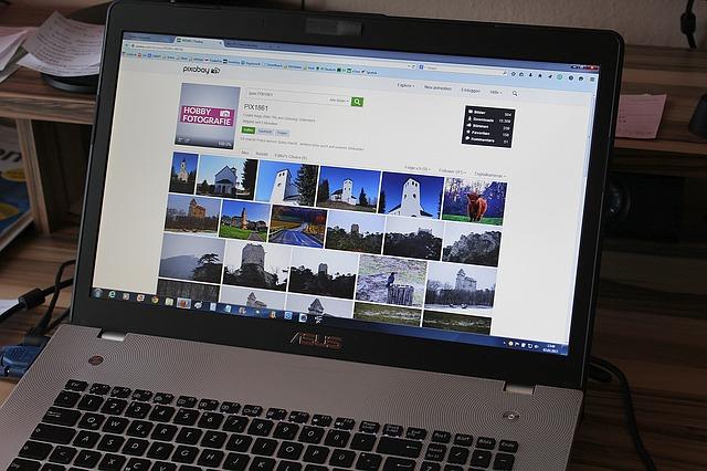 Images et internet, Art In, conseils et créations web 94