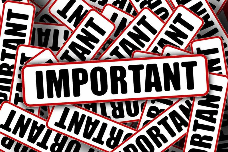 Mentions légales, un aspect à ne pas négliger pour votre site internet professionnel